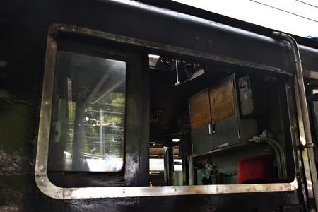 C11 190のキャブ内ネームプレート