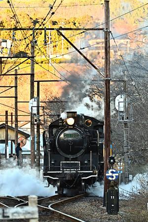 C11 190家山駅発車