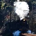 Photos: 地名坂に挑むC11 190