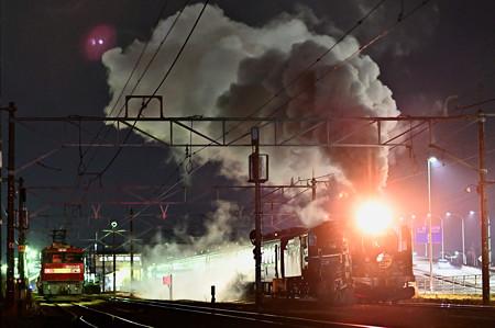 C61 20牽引12系客車SL YOGISHAよこかわ号