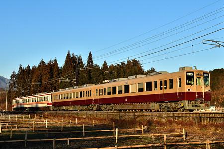 東武鉄道6050系(リバイバル塗装)