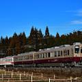 Photos: 東武鉄道6050系(リバイバル塗装)