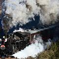 Photos: C12 66牽引真岡鐵道SL新年号2020