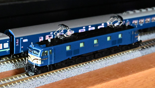 Photos: KATO EF58上越形ブルー