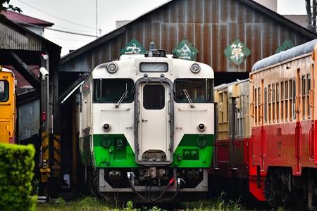 キハ40小湊鉄道へ
