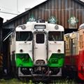 Photos: キハ40小湊鉄道へ