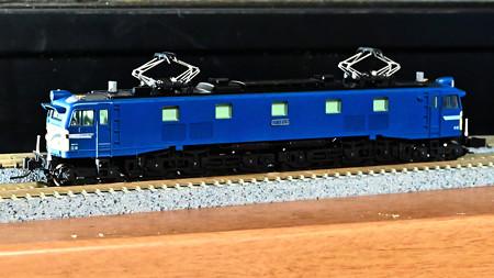 KATO EF58上越形ブルーEF58 89仕様へ