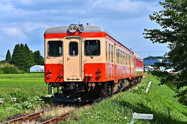 Photos: 104D急行4号