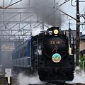 Photos: D51 498@八木岡