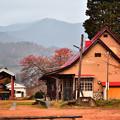 Photos: 日中線記念館(旧熱塩駅)