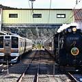Photos: 横川駅に集うD51&211系