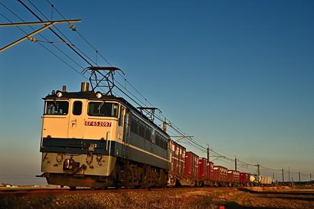 EF65 2097[新]鹿島貨物1092レ