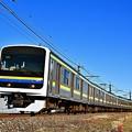 Photos: 209系C611編成成田線普通列車