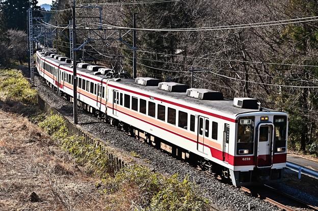 Photos: 東武鉄道6050系4両編成