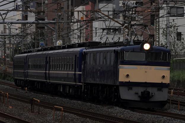 EF60-19+12系