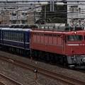 Photos: EF81-81+12系