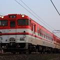 Photos: 磐越西線 キハ40