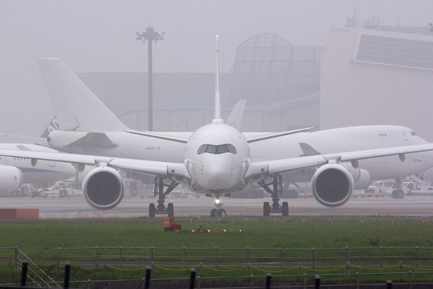 JAL A350 TEST FLIGHT!! その弐