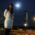 Photos: Nebula Moon
