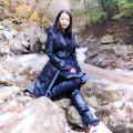 写真: 盆石