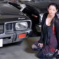 写真: Old car