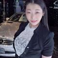 写真: Swarovski Rhinestone Custom Car