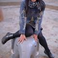 Photos: Elephant child