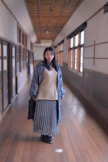 Photos: In the hallway