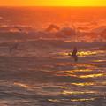 写真: 冬の海