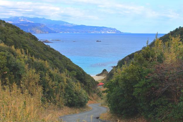 写真: 九十浜海岩