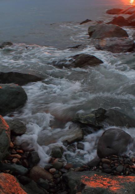 Photos: 滝のように流れて