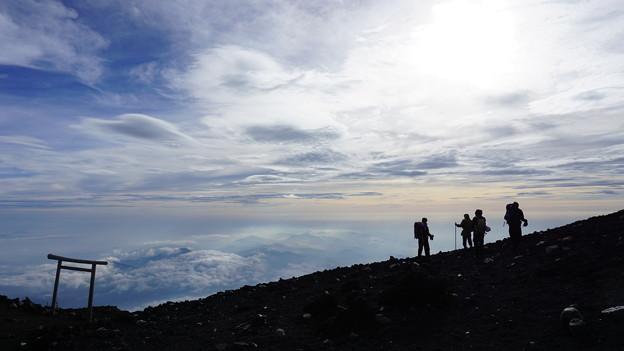 Photos: 富士登山