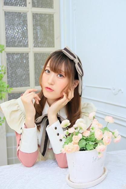 メイド服(ピンク)