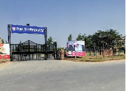 M Tech in Ahmedabad