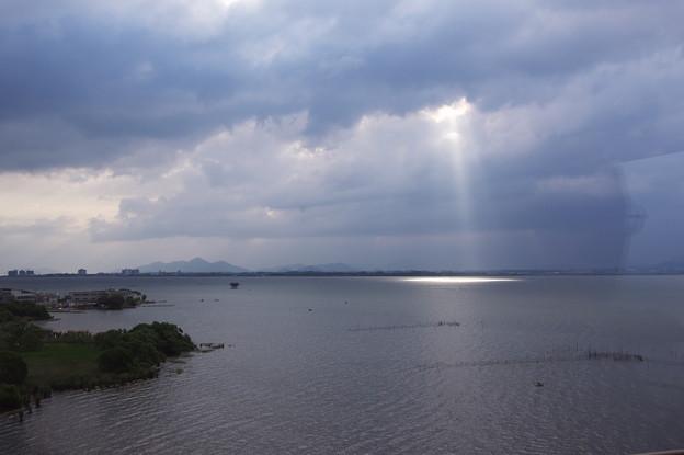 Photos: 三日目の琵琶湖