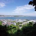 写真: 鎌倉方面ですが・・・
