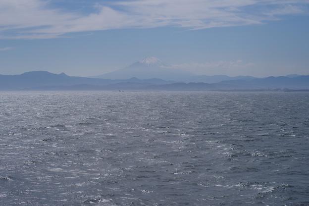 写真: 富士山が・・・