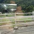 写真: 身延線車窓