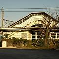 指扇駅跨線橋