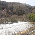 写真: 吾妻線の車窓(長野原草津口から袋倉)