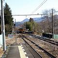 Photos: 115系吾妻線(岩島駅)