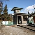 Photos: 岩島駅駅舎