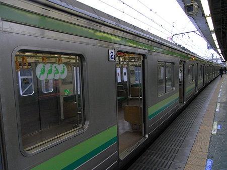 205系横浜線2号車4枚扉
