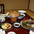 Photos: 新八屋の料理3