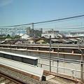 Photos: 700系からの車窓(名古屋近辺)
