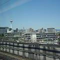 Photos: 700系からの車窓(京都近辺)
