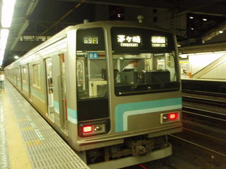 205系(相模線八王子駅)