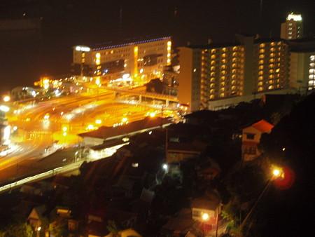 千光寺山荘からの夜景