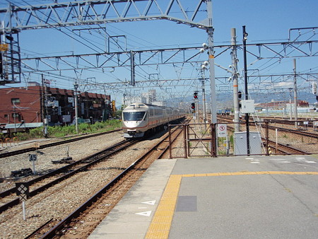 丹後エクスプロ−ラー(尼崎駅)