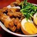 写真: 鶏のさっぱり煮